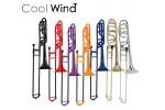 Cool Wind CTB-200 Bb/F Tenor Trombone ABS Plastic